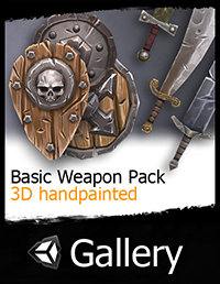 PORTFOLIO_Basic_Weapon_Pack